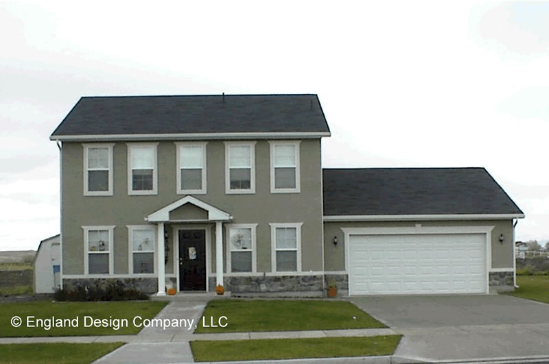 Simple two story house plans unique house plans Two story house plans