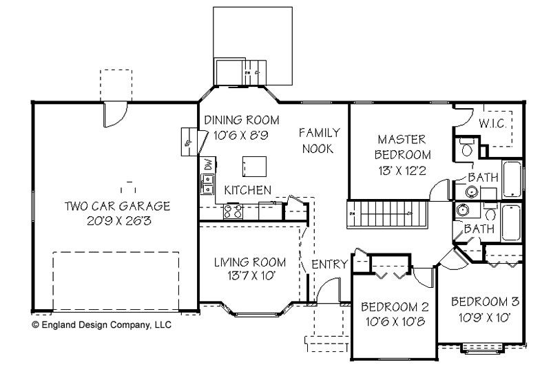 Simple ranch house plans find house plans Where can i find house plans