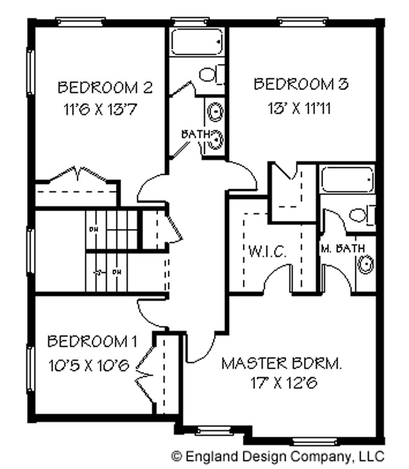 Bungalow house plans home designer Two story house plans
