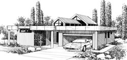 art deco home plans