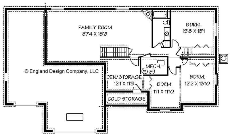 House plans bluprints home plans garage plans and Ranch basement floor plans